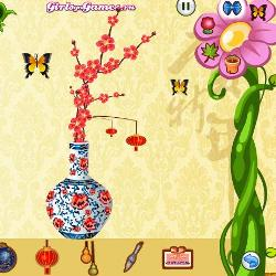 Flower Design Shop 2 играй в флеш игры бесплатно онлайн на flash.com.ru