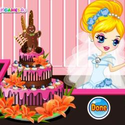 Wedding Cake Contest играй в флеш игры бесплатно онлайн на flash.com.ru
