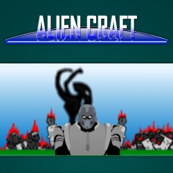 Alien Craft играй в флеш игры бесплатно онлайн на flash.com.ru