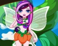 Flower Fairy Hairstyles играй в флеш игры бесплатно онлайн на flash.com.ru