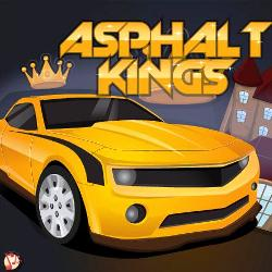 Asphalt Kings играй в флеш игры бесплатно онлайн на flash.com.ru