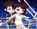Titanic Couple играй в флеш игры бесплатно онлайн на flash.com.ru