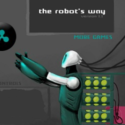 The Robot's Way играй в флеш игры бесплатно онлайн на flash.com.ru