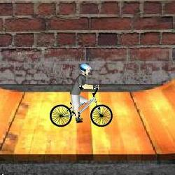 Игра BMX ramp stunts  онлайн. Играть бесплатно