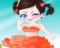 Naughty Belle Dress Up играй в флеш игры бесплатно онлайн на flash.com.ru