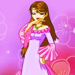 Dashing Princess Dress Up играй в флеш игры бесплатно онлайн на flash.com.ru