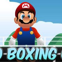 Mario Boxing Game играй в флеш игры бесплатно онлайн на flash.com.ru
