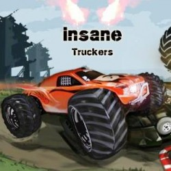 Insane Truckers играй в флеш игры бесплатно онлайн на flash.com.ru