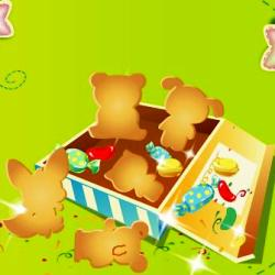 Lovely Animals Cookies играй в флеш игры бесплатно онлайн на flash.com.ru