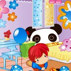Toddler Bedroom Decorating играй в флеш игры бесплатно онлайн на flash.com.ru
