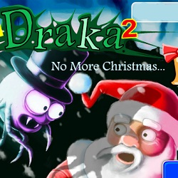 Draka 2 No more Christmas играй в флеш игры бесплатно онлайн на flash.com.ru