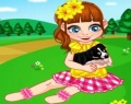 I Love My Puppy Dress Up играй в флеш игры бесплатно онлайн на flash.com.ru