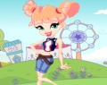 Игра Cute Mini Winx Princess  онлайн. Играть бесплатно