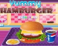 Yummy Hamburger играй в флеш игры бесплатно онлайн на flash.com.ru