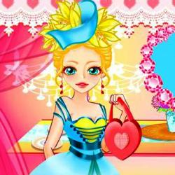 Princess Dinner Dress Up играй в флеш игры бесплатно онлайн на flash.com.ru