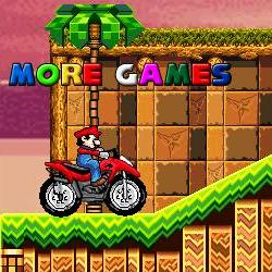 Mario ATV in Sonic Land играй в флеш игры бесплатно онлайн на flash.com.ru