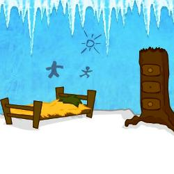 Must Escape the Ice Cave играй в флеш игры бесплатно онлайн на flash.com.ru