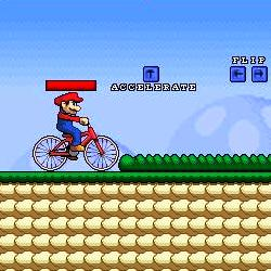 Игра Mario BMX Ultimate II  онлайн. Играть бесплатно