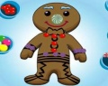 Decorate the Gingerbread играй в флеш игры бесплатно онлайн на flash.com.ru