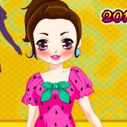 2012 Collision Color Clothes Show играй в флеш игры бесплатно онлайн на flash.com.ru