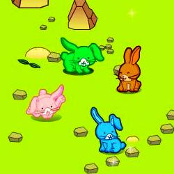 Bunny Decoration играй в флеш игры бесплатно онлайн на flash.com.ru