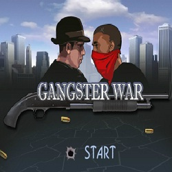 Gangster War играй в флеш игры бесплатно онлайн на flash.com.ru
