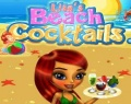 Игра Lisa\'s Beach Cocktails  онлайн. Играть бесплатно