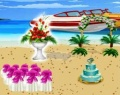 Beach Wedding Decoration играй в флеш игры бесплатно онлайн на flash.com.ru