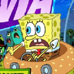 SpongeBob Delivery Dilemma играй в флеш игры бесплатно онлайн на flash.com.ru