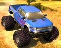 Monster Truck Adventure 3D играй в флеш игры бесплатно онлайн на flash.com.ru