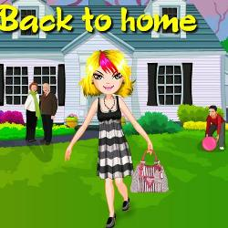 Back To Home играй в флеш игры бесплатно онлайн на flash.com.ru