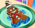 Ginger bread Decoration играй в флеш игры бесплатно онлайн на flash.com.ru