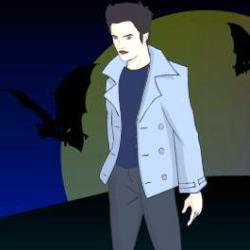 Twilight Dress Up играй в флеш игры бесплатно онлайн на flash.com.ru