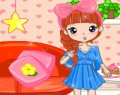 Cute Bow Fashion играй в флеш игры бесплатно онлайн на flash.com.ru