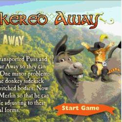 Travel cat and a donkey играй в флеш игры бесплатно онлайн на flash.com.ru
