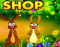 Rabbit Shop играй в флеш игры бесплатно онлайн на flash.com.ru