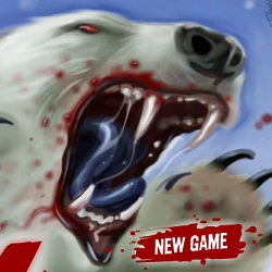 Polar Bear Payback играй в флеш игры бесплатно онлайн на flash.com.ru