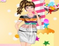 Candy Girl Dress Up играй в флеш игры бесплатно онлайн на flash.com.ru