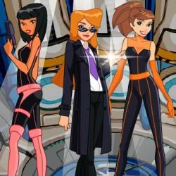 Spy Girl Dress Up играй в флеш игры бесплатно онлайн на flash.com.ru