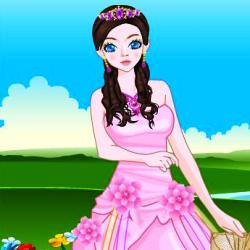 Like a Princess Dress Up играй в флеш игры бесплатно онлайн на flash.com.ru