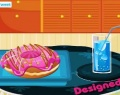 Decor the Donut играй в флеш игры бесплатно онлайн на flash.com.ru