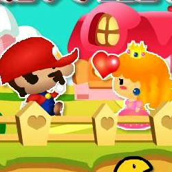 Mario and Princess Adventure играй в флеш игры бесплатно онлайн на flash.com.ru