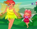 Fairy Mom and Daughter играй в флеш игры бесплатно онлайн на flash.com.ru