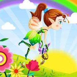Magic Fairy Today играй в флеш игры бесплатно онлайн на flash.com.ru