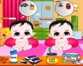 Sweet Babies Care Centre играй в флеш игры бесплатно онлайн на flash.com.ru