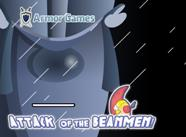 Attack Of The Bean Men играй в флеш игры бесплатно онлайн на flash.com.ru