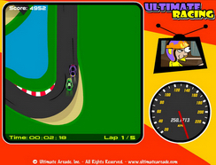 Ultimate Racing играй в флеш игры бесплатно онлайн на flash.com.ru