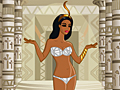 Egyptian Queen Dress Up играй в флеш игры бесплатно онлайн на flash.com.ru