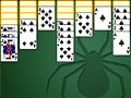 Spider Solitaire играй в флеш игры бесплатно онлайн на flash.com.ru
