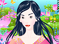 Magic Garden Make Up играй в флеш игры бесплатно онлайн на flash.com.ru